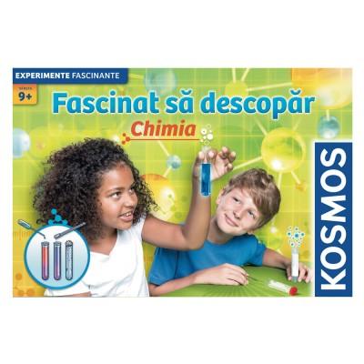 FASCINAT SA DESCOPAR CHIMIA, KOSMOS