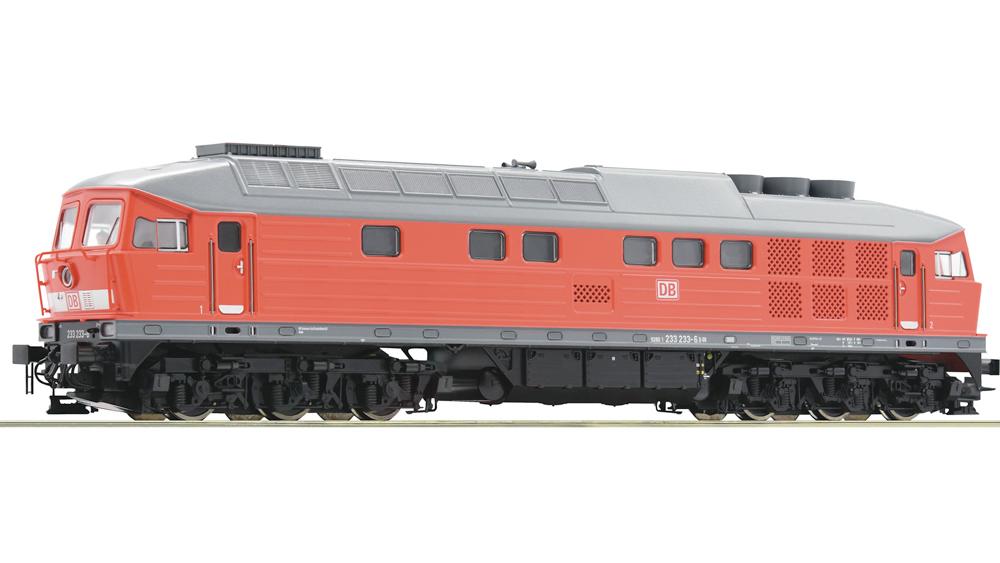 Locomotiva diesel clasa 233, DB AG