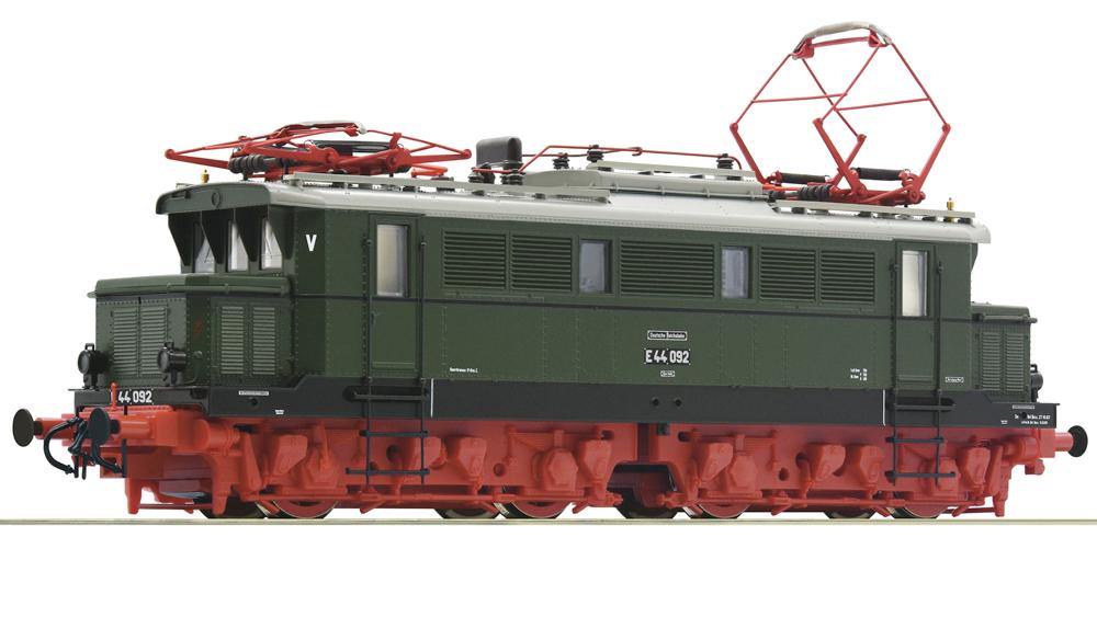Locomotiva electrica clasa E 44, DR
