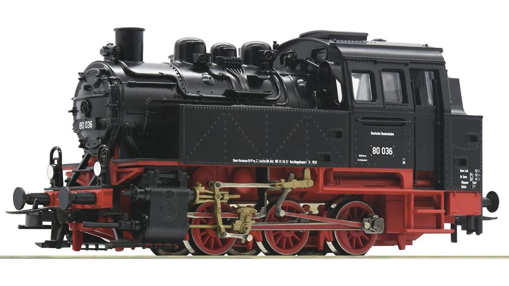 Locomotiva cu abur clasa 80, DB