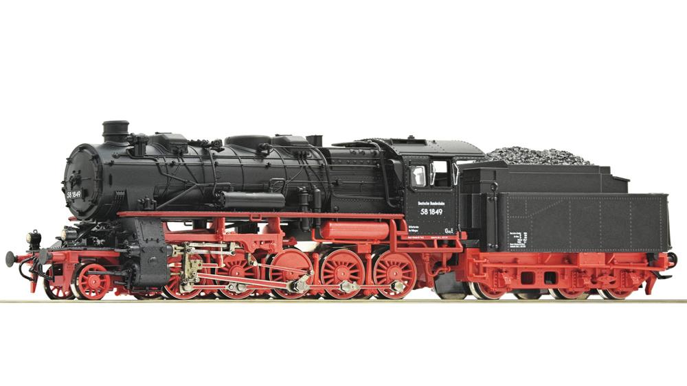 Locomotiva cu aburi clasa 58, DB