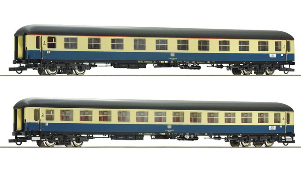 Vagoane D229 JOHANN STRAUSS, DB, SET 2 , SET DE 2 PIESE