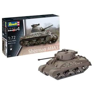 Sherman M4A1 - 2021