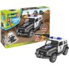 Offroad Police Vehicle