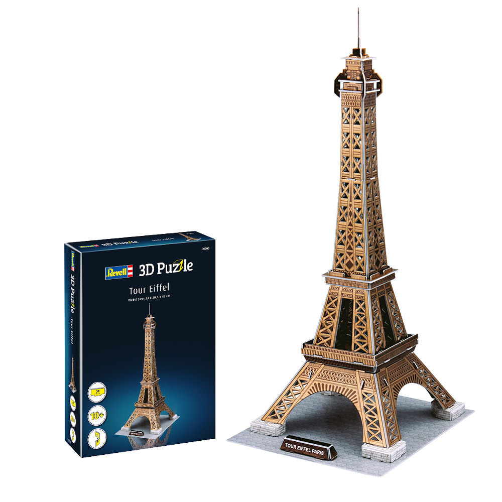 3D Puzzle The Eiffel Tower