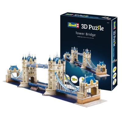 3D Puzzle Big Tower Bridge