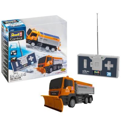 Mini Winter Service Truck