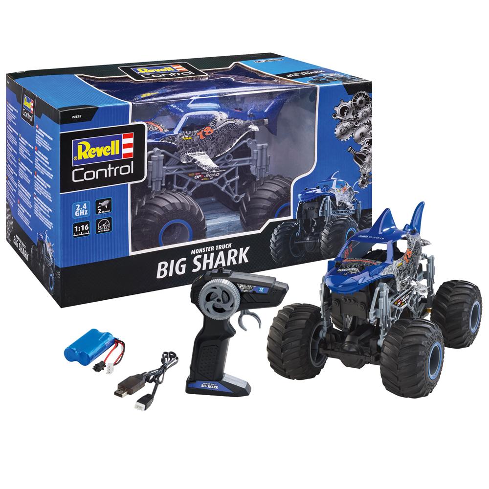 Monster Truck Big Shark