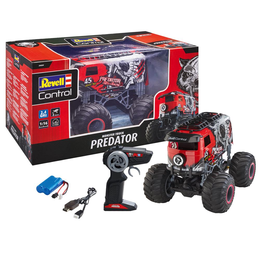Monster Truck Predator