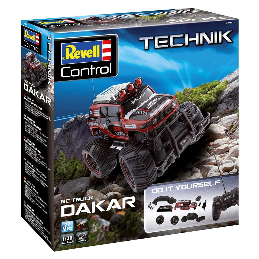 RC Car Rally Dakar