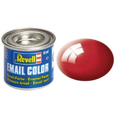 Email Color, Italian Red, Gloss, 14ml