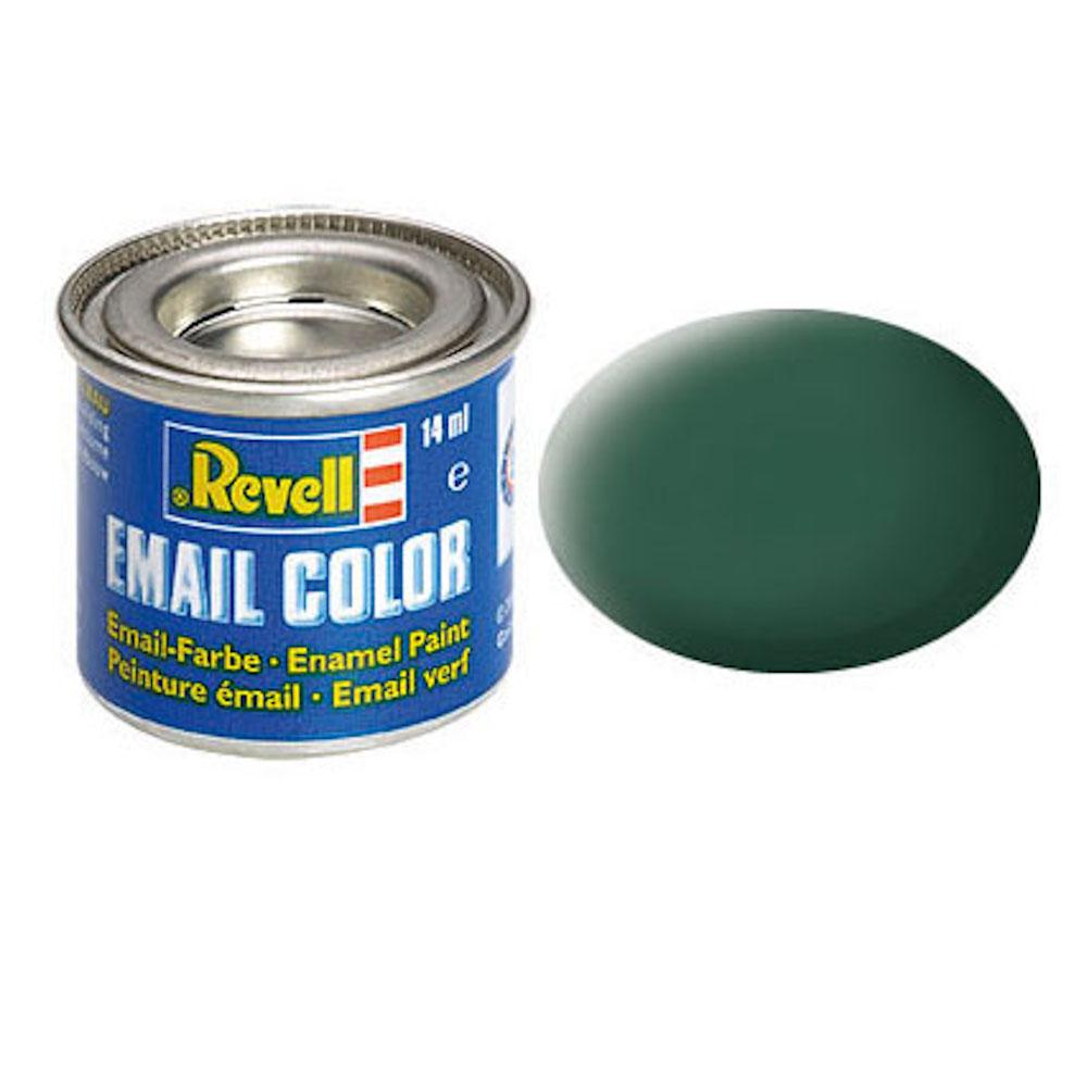 Email Color, Dark Green, Matt, 14ml