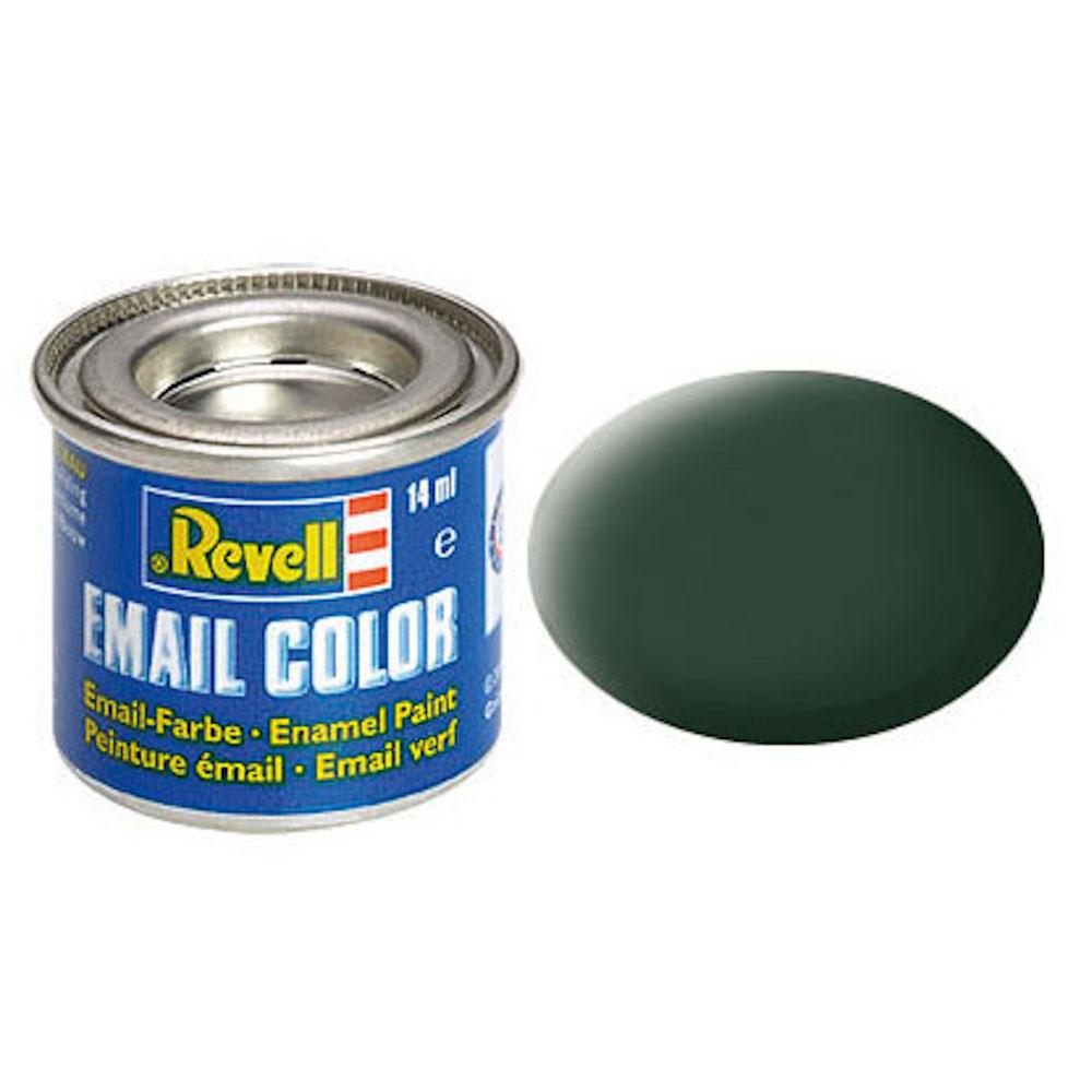 Email Color, Dark Green (RAF), Matt, 14ml