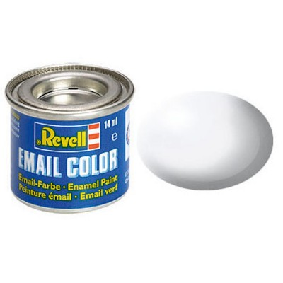 Email Color, White, Silk, 14ml, RAL 9010
