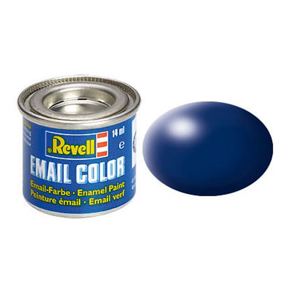 Email Color, Dark Blue, Silk, 14ml, RAL 5013