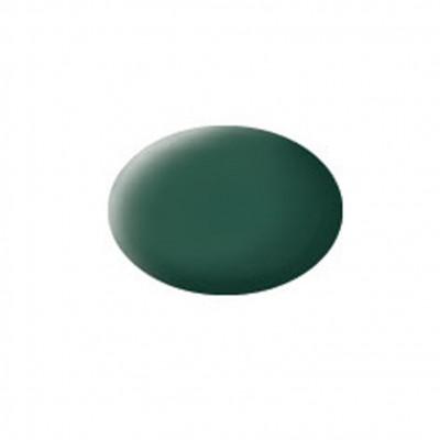 Aqua Color, Dark Green, Matt, 18ml