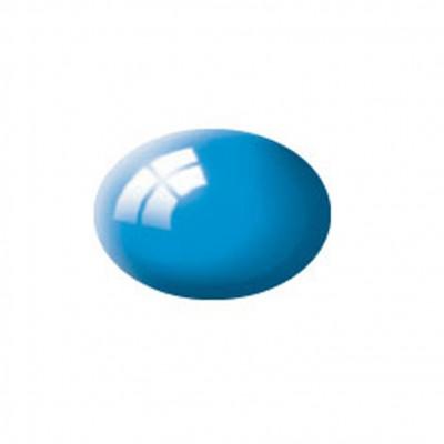 Aqua Color, Light Blue, Gloss, 18ml