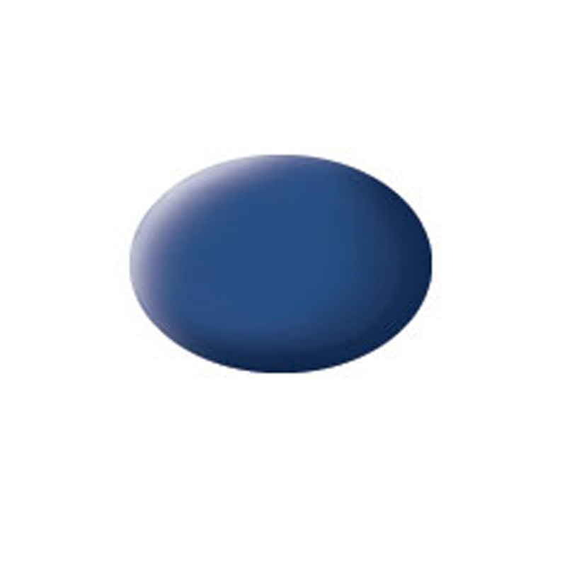 Aqua Color, Blue, Matt, 18ml, RAL 5000