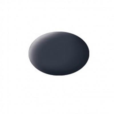 Aqua Color, Tank Grey, Matt, 18ml, RAL 7024