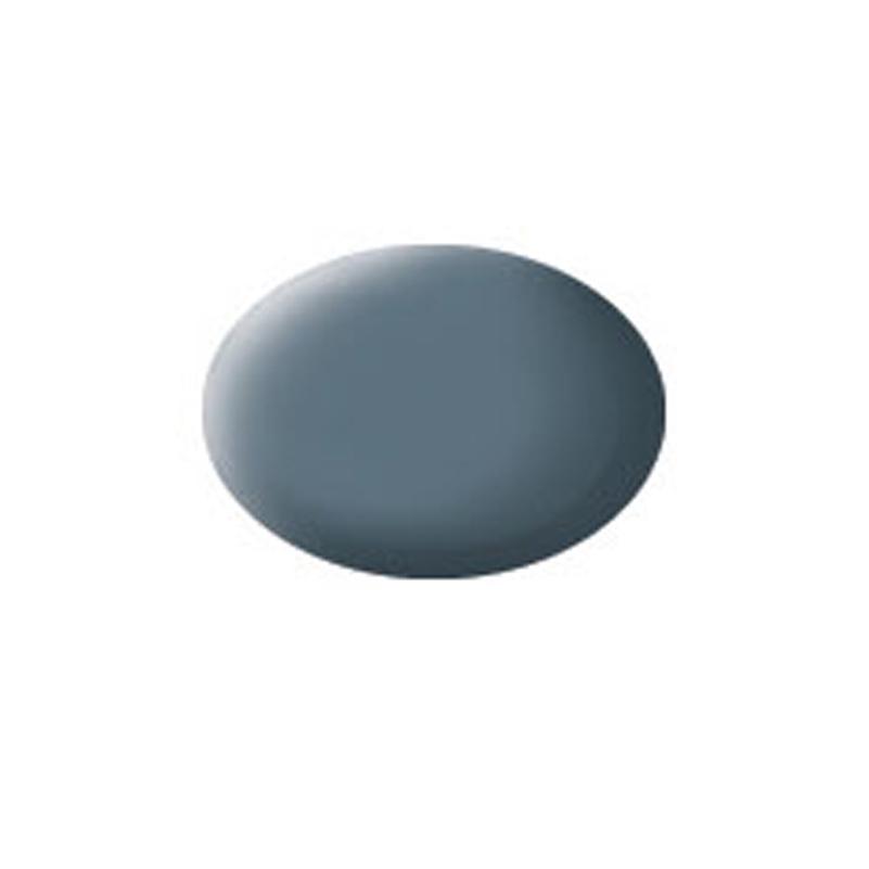 Aqua Color, Greyish Blue, Matt, 18ml