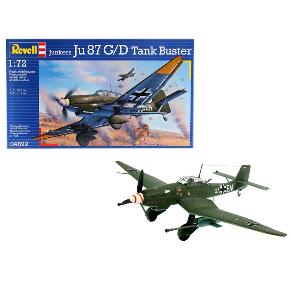 Junkers Ju 87 G/D Tank Buster