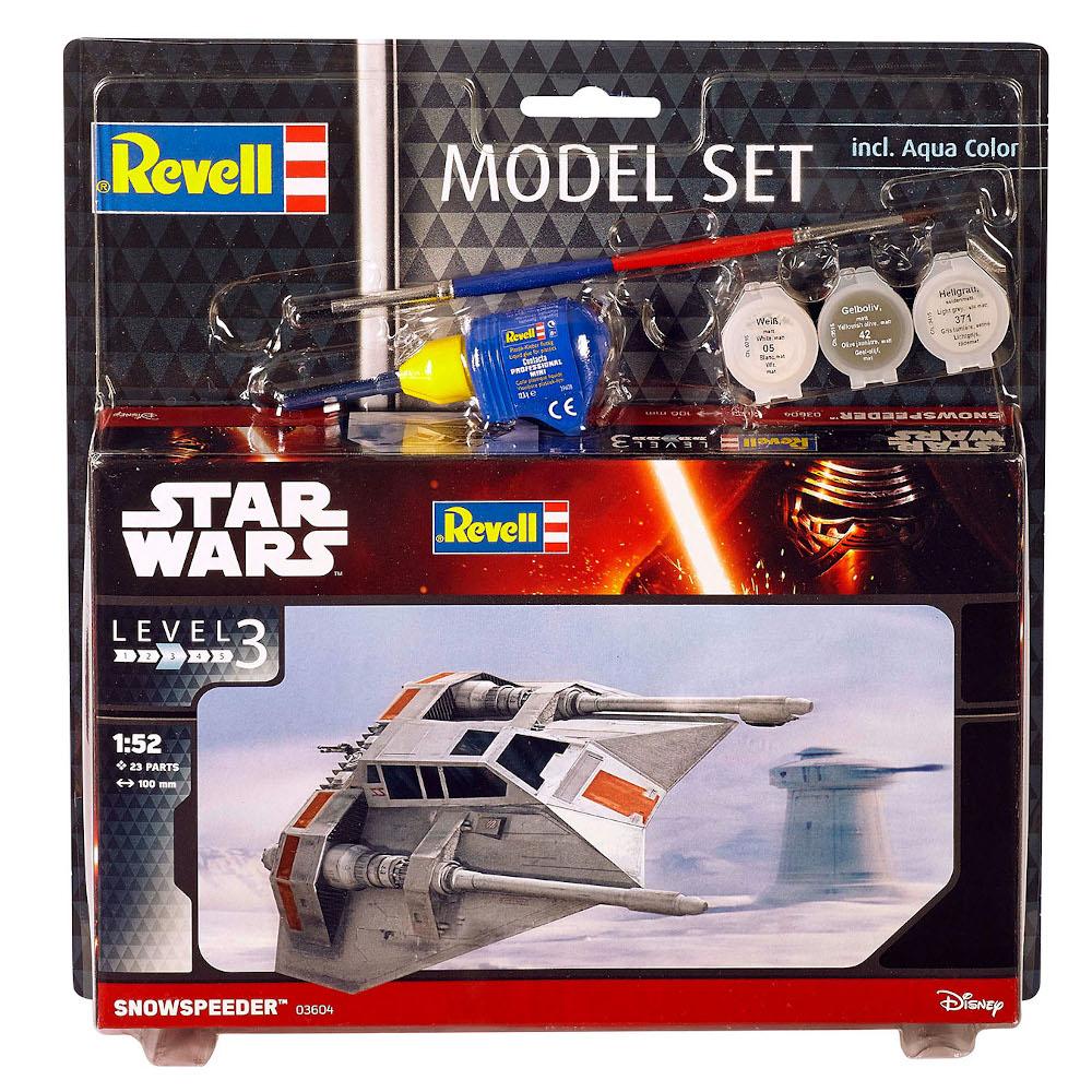 Model Set Snowspeeder