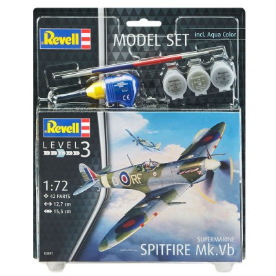 Model Set Supermarine Spitfire Mk.Vb