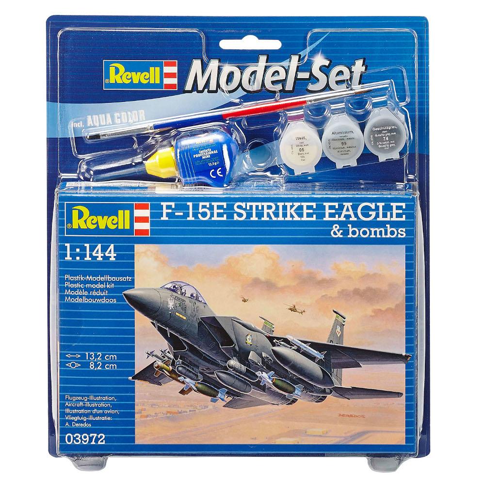 Model Set F-15E STRIKE EAGLE