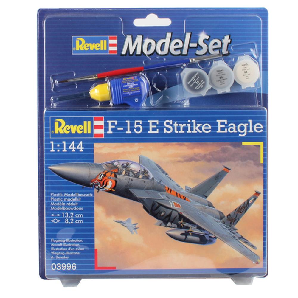 Model Set F-15E Strike Eagle 1:144