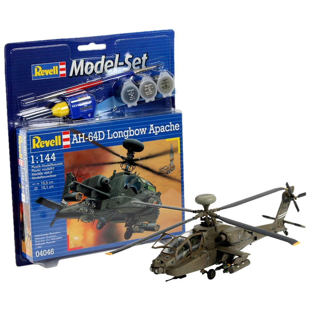 Model Set AH-64D Longbow Apache