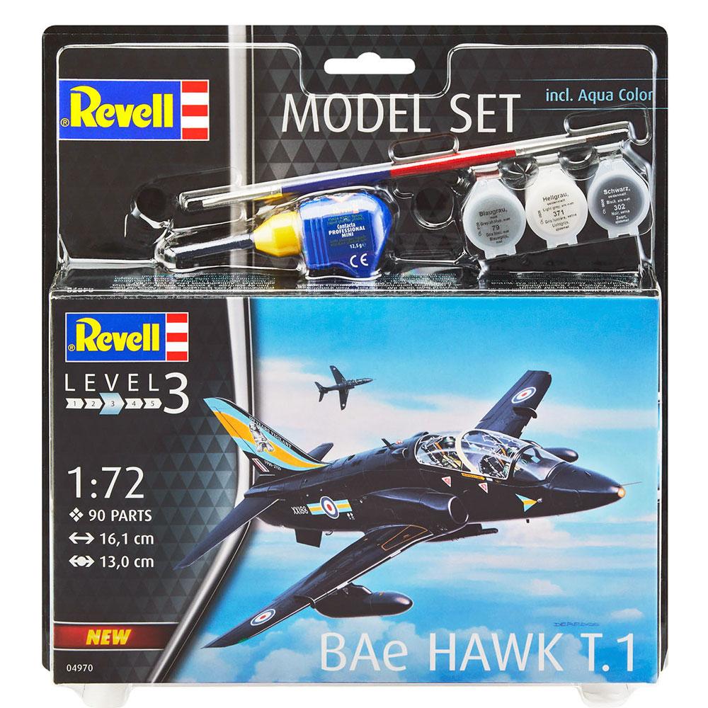 Model Set Bae Hawk T.1