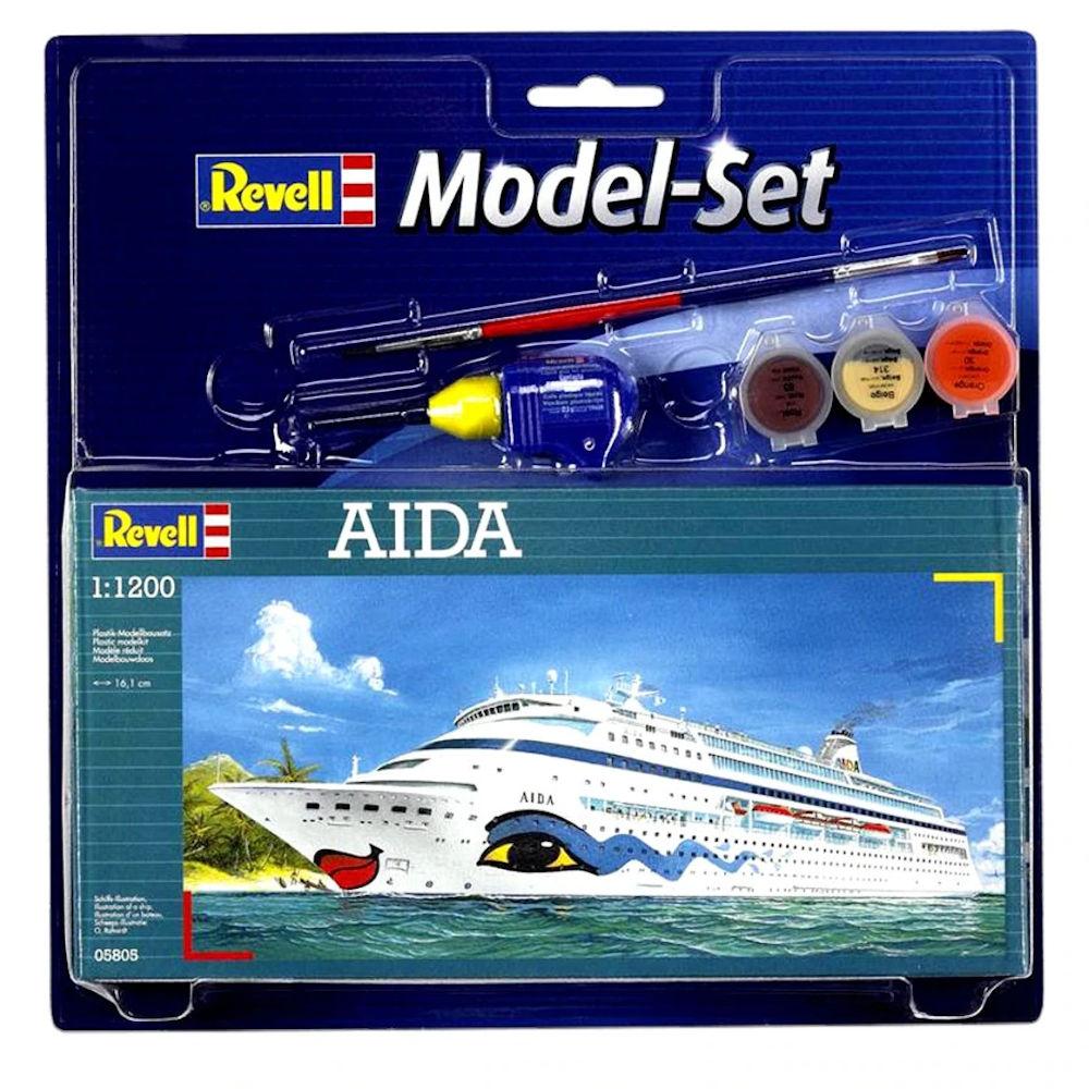 Model Set AIDA Cruiser