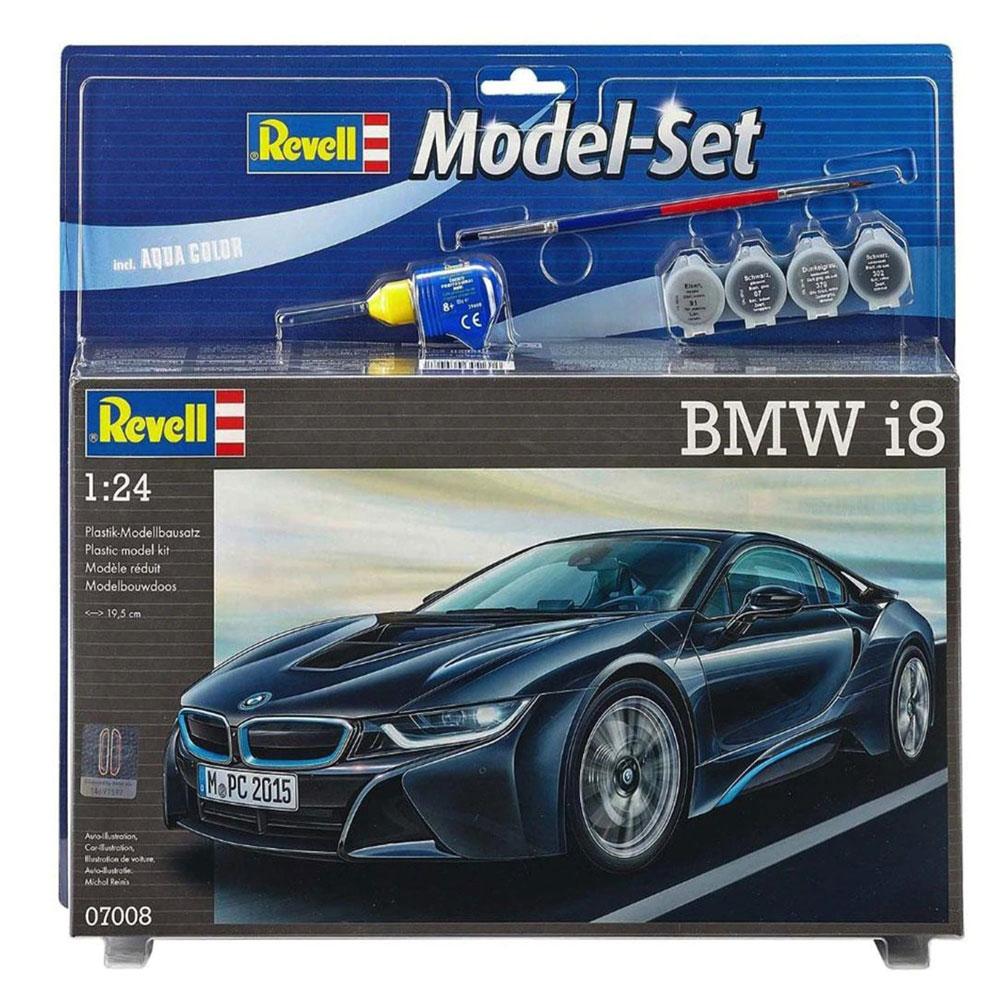 Model Set BMW i8