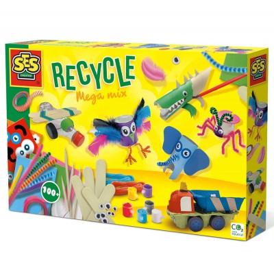 Recicleaza mega mix, SES