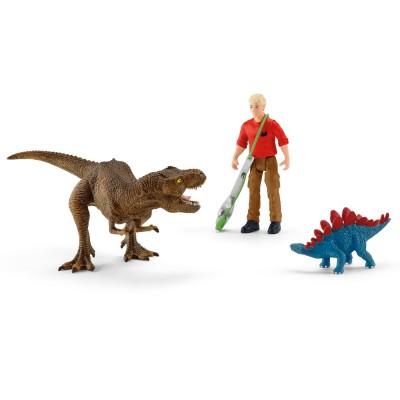 Atacul Tyrannosaurus Rex, SCHLEICH