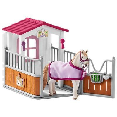 Boxa de cai cu iapa Lusitano, SCHLEICH