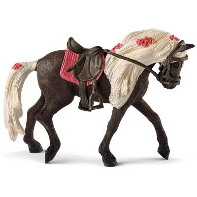 Spectacol cu cai- Iapa Rocky Mountain Horse, SCHLEICH