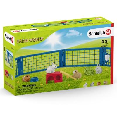 Adapost pentru iepure de casa si porcusor de guineea, SCHLEICH