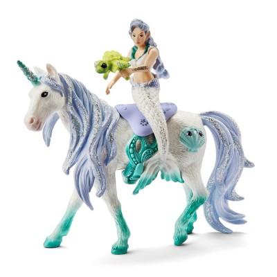 Sirena pe unicorn marin, SCHLEICH
