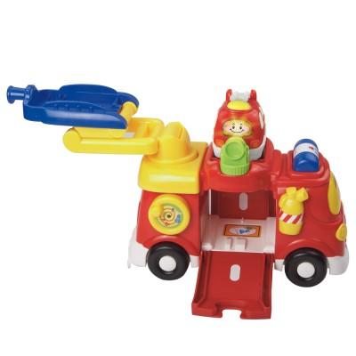 Masina de Pompieri, Vtech