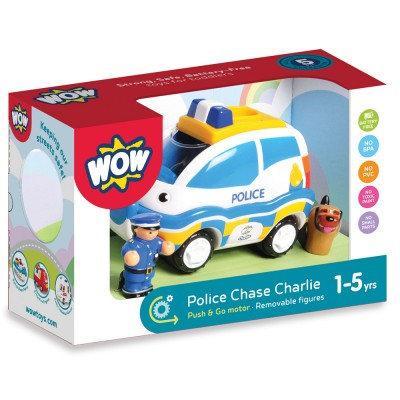 Masina de Politie 'Police Chase Charlie', WOW