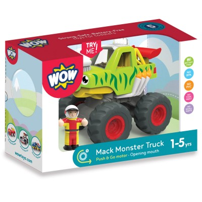 Mack Monster Truck, WOW