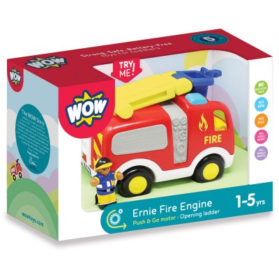 Masina de Pompieri Ernie, WOW